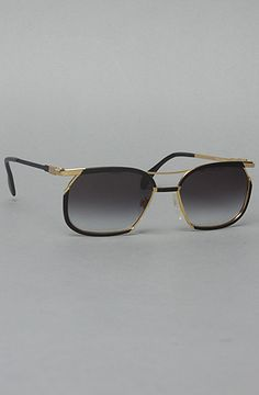 The Cazal 243 Sunglasses by Vintage Eyewear