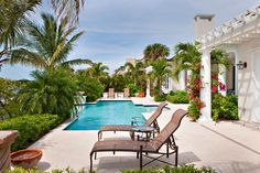 This is how I would do the pool landscape (with a wet edge, preferably). Windsor Florida, Indian River County, Johns Island, Pool Cabana, Backyard, Patio, Vero Beach, Pool Landscaping, Swimming Pools
