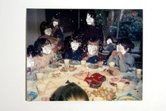 Community Post: Photos With Scratched Out Faces Are Super-Creepy