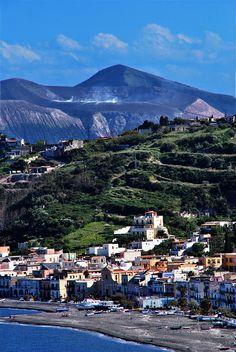 Lipari, Sicily, Italy 2007