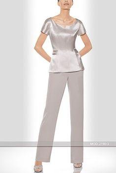 Traje pantalón de fiesta de Teresa Ripoll modelo 2190-3 by Teresa Ripoll | Boutique Clara