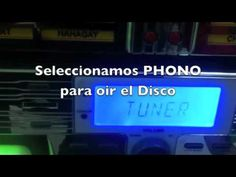 Jukebox con un cd de vinilo