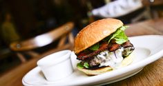 80/20 Burgerquest (The Best New Burgers in NYC, with GIFs | FirstWeFeast.com)