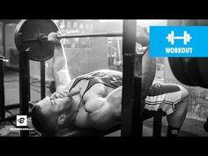 Bodybuilding.com: Drive | IFBB Pro Evan Centopani's Chest Workout