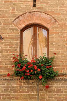 Pienza, Tuscany. Italy