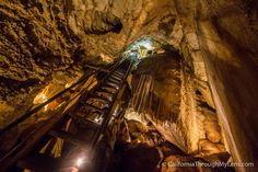 Mercer Caverns is one of the half dozen or so easily accessible caves in California. Located only 5 minutes outside of the town of Murphys, this cave is one of the better ones to explore. I have been to Moaning Cavern, Crystal Cave and Black Chasm Caverns.