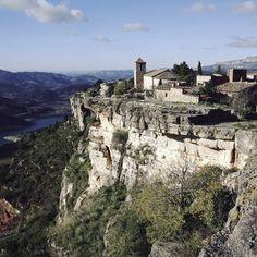 Siurana de Prades, Tarragona, Catalunha