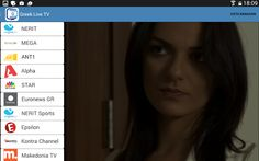 Greek TV - screenshot thumbnail