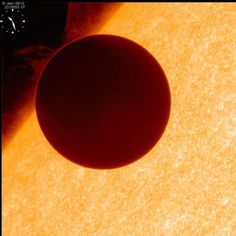 Transit Of Venus - NASA