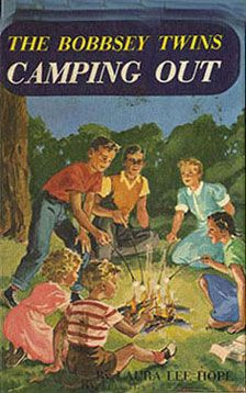 the teacher would read a chapter after lunch... I loved the Bobbsey Twins