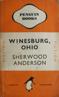winesburg ohio a book of grotesques A critically acclaimed work of fiction by the american author sherwood anderson,  the book, published in 1919, is a collection of related short.