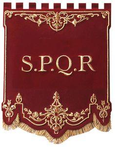Senatus Populus Que Romanus Rome History, Roman Armor, Pax Romana, Eagle Painting, Rome Antique, Roman Legion, Classical Period, Age Of Empires, Roman Soldiers