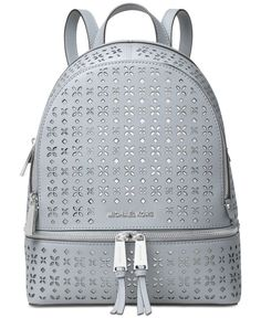 db4eb6cee87a Michael Michael Kors Rhea Zip Medium Backpack Mode Väskor, Burberry  Handväskor, Prada Handväskor,