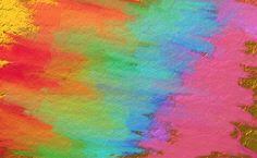 Love Rainbow, Rainbow Colors, Aztec, Abstract, Rainbows, Artwork, Painting, Summary, Work Of Art