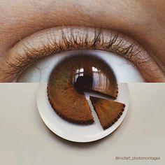 Photomontage, Creative Photography, Art Photography, Montage Photography, Photography Training, Conceptual Photography, Amazing Photography, Foto Art, Eye Art