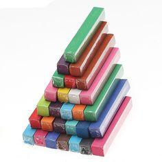 Fashion 13 Colori perni Non tossico Temporary Pastello Capelli Piazza Colore di Capelli Colorante Gesso di Vendita Caldo M02282