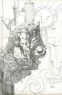 Batman by David Finch by dee