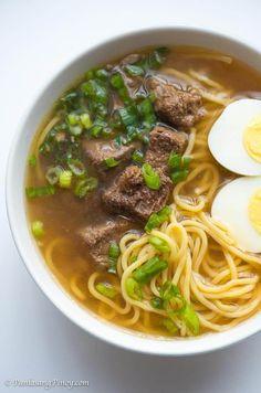 Beef Mami Recipe
