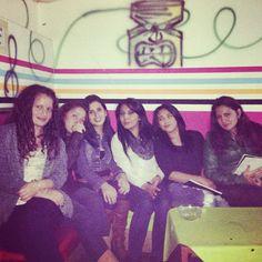 Karaoke, amigas hermosas - Latacunga