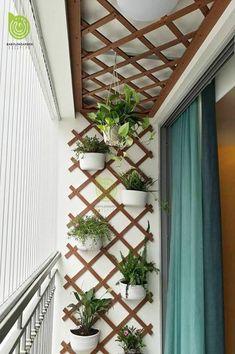 Small Balcony Design, Small Balcony Garden, Small Balcony Decor, Outdoor Balcony, Balcony Ideas, Patio Table, Backyard Patio, Small Balconies, Modern Balcony