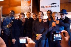 Sons Of Anarchy Cast Support One Heart Source/Hogs For Heart 10/11/14