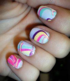 nails | Marble Nails