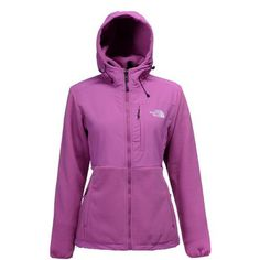 KnowInTheBox - High Quality The North Face Denali Purple Hoodie From China