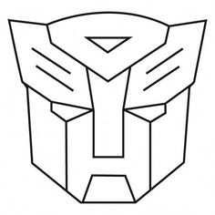 Suffering From Acne? Top Ways To Eliminate Acne ** Check this useful article by going to the link at the image. Transformers Prime, Transformers Bumblebee, Transformer Logo, Transformer Costume, Transformer Birthday, Rescue Bots Birthday, Transformers Birthday Parties, Logo Outline, Birthday Crafts