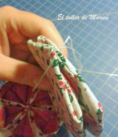 Blog sobre Costura Creativa, Patchwork y quilts con tutoriales.