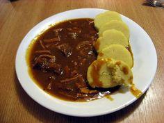 Hungarian Cuisine, Chili, Ice Cream, Pudding, Beef, Desserts, Food, No Churn Ice Cream, Meat