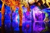 Water Eroded Reed Flute Cave, In Guilin, Guangxi Province, China Royalty Free Stock Photo, Pictures, Images And Stock Photography. Image 4247540.