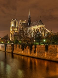 Notre Dame de Paris by 1982Chris911 (Thank you 1.250.000 Times) on Flickr.
