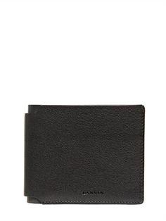 LANVIN // Classic Leather Wallet