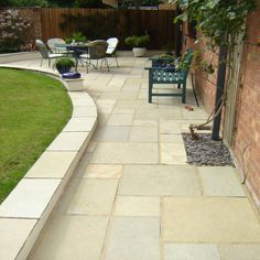 67 Trendy ideas for indian stone patio edging