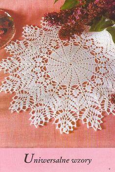 Crochet everything. Crochet Quilt, Crochet Doily Patterns, Crochet Tablecloth, Tatting Patterns, Crochet Books, Crochet Home, Thread Crochet, Filet Crochet, Irish Crochet