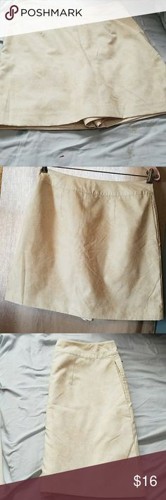 VINTAGE IZOD SKIRT WITH SHORT Great shape good condition  NO DAMAGE OR RIPS OR STAIN  IT'S SOFT IT'S USE BUT NO  SIGN OF WORN OUT IT'S SKIRT WITH SHORT IN IT 💖💟THIS PRICE IS FIRM IZOD Skirts Mini