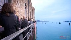 People waiting at the entrance of the Arsenale Main Exhibition #arsenale #venice #artelagunaprize #premioartelaguna  credit Nicola D'Orta
