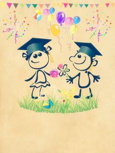 my graduation, Someday.
