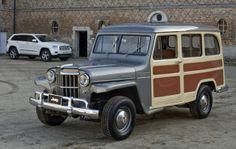1946-1965 : Willys Jeep Wagon