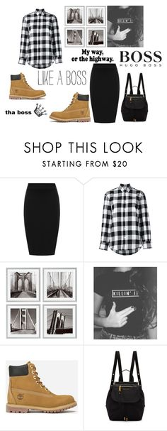 """""""Killin IT........"""" by missmodest17 ❤ liked on Polyvore featuring WearAll, Golden Goose, Eichholtz, Timberland, Marc Jacobs, HUGO and plus size clothing"""