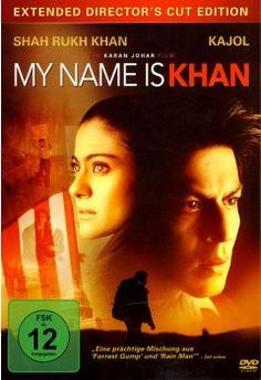 Shahrukh Khan and Kajol - My Name is Khan - DVD (German Edition)