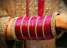 bridal bangles Chuda Bangles, Kundan Bangles, Bridal Bangles, Wedding Jewelry, Bangle Set, Bangle Bracelets, Bridal Chura, Thread Bangles, Bollywood Jewelry