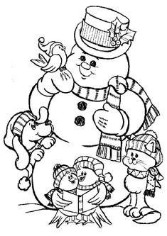 ausmalbilder winter - ausmalbilder für kinder | malvorlagen weihnachten, weihnachtsmalvorlagen