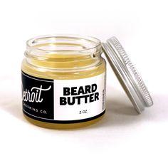 Beard Butter - Detroit Grooming Company