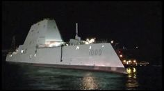 Tagged: Ships | This New Zumwalt-class Destroyer Has A Radar Signature Of…http://worldwarwings.com/the-huge-zumwalt-class-destroyer-has-a-radar-signature-of