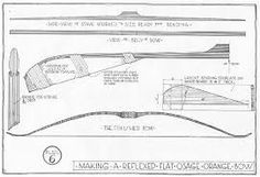 Image result for bow making plans