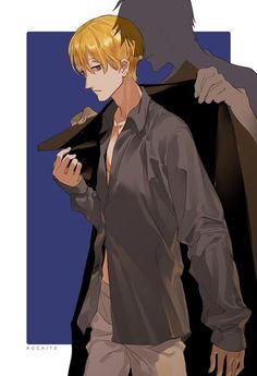 Ongoing • ACCA 13-Ku Kansatsu-Ka Joker Game Anime, Manga Anime, Anime Art, Story Characters, Fictional Characters, Kokoro, Me Me Me Anime, Art Pictures, Horror