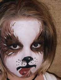 grimeren  - Google zoeken Face Art, Halloween Face Makeup, Make Up, Grimm, Trials, Painting, Image, Barn, Daughter