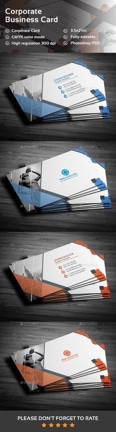 New Business Card Template PSD. Download here: http://graphicriver.net/item/new-business-card-/16174727?ref=ksioks