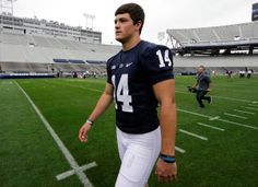 PENN STATE – FOOTBALL 2013 – Penn State freshman quarterback Christian Hackenberg has the potential to be the best player on the planet.